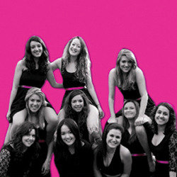 In The Pink - Fabulous Female A Cappella